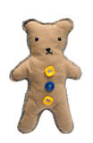 Teddy-bear Stock Image