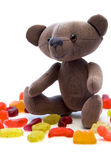 Teddy bear Stock Images