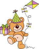 Teddy Bear Birthday Party Fotografie Stock Libere da Diritti