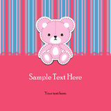 Teddy bear for boy Royalty Free Stock Photo