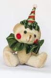 Teddy bear of Christmas Stock Photos