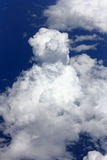 Teddy Bear Cloud Lizenzfreies Stockbild