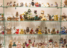Teddy Bear Collection Royalty Free Stock Images