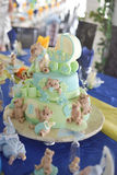Teddy Bear Cupcake foto de stock royalty free