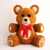 Teddy Bear 3d illustration stock illustrationer