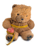 Teddy Bear on a diet Stock Photography