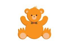 DOLL TEDDY BEAR Stock Images