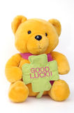 Teddy bear front Stock Photography