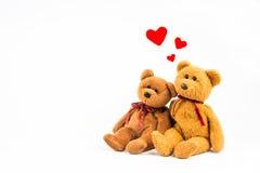 Teddy Bear with heart Stock Photography