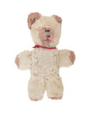 Teddy bear isolated on white background Royalty Free Stock Images
