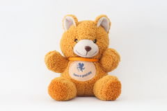 Teddy Bear looks cute. Stock Image