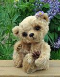 Teddy-bear Lucky Stock Photo