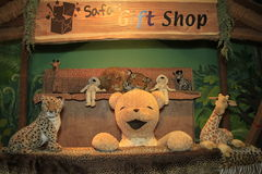 TEDDY BEAR MUSEUM Royalty Free Stock Image