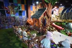 Teddy Bear Museum Pattaya Foto de Stock