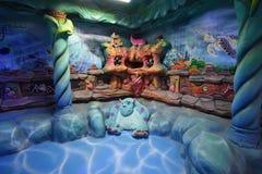 Teddy Bear Museum Pattaya Fotografia de Stock Royalty Free