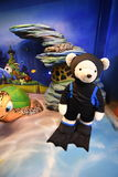 Teddy Bear Museum Pattaya Imagens de Stock