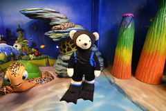 Teddy Bear Museum Pattaya Imagem de Stock