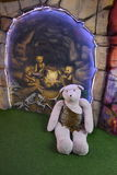 Teddy Bear Museum Pattaya Fotografia de Stock