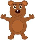 A teddy bear, open arms Stock Photos