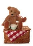 Teddy bear picnic tea party Royalty Free Stock Photo