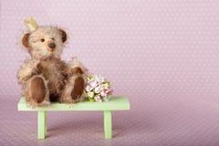 Teddy Bear prince image libre de droits