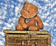 Teddy Bear's Picnic Royalty Free Stock Images