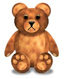 Teddy Bear Sad Stock Photos