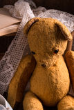The teddy bear Royalty Free Stock Photo