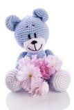 Teddy bear stuffed animal Stock Photos
