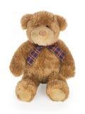 Teddy Bear-stuk speelgoed royalty-vrije stock fotografie