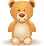 Teddy Bear sveglio Immagini Stock Libere da Diritti