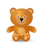 Teddy bear toy Stock Photography