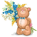 Teddy Bear toy Stock Image