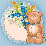 Teddy Bear toy Royalty Free Stock Images