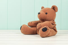Teddy bear toy Royalty Free Stock Photography