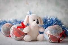 Teddy bear and  toys Stock Photo