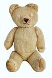 Teddy Bear Uitstekende Hand - gemaakt Stuk speelgoed, Circa 1950 Stock Afbeeldingen