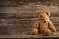 Teddy bear. Royalty Free Stock Photography