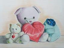 Free Teddy Bears Royalty Free Stock Photos - 18474548