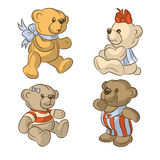 Teddy bears Stock Images