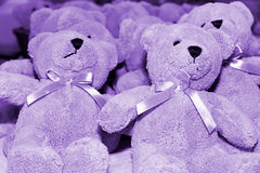 Teddy bears Royalty Free Stock Photo