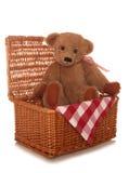 Teddy bears picnic. Teddy bear picnic party cutout Royalty Free Stock Photography