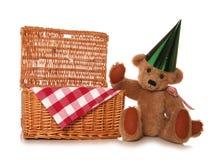 Teddy bears picnic party Stock Photos