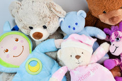 Teddy bears royalty free stock photos