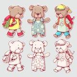 Teddy bears Royalty Free Stock Photography