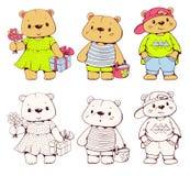 Teddy bears Royalty Free Stock Photos