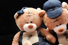 Teddy-Bears stock photo