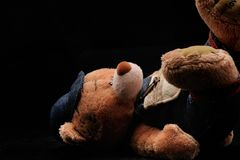 Teddy-Bears Royalty Free Stock Images
