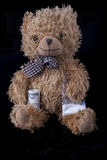 Teddy Dealer Royalty Free Stock Photos