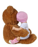 Teddy and Doll Royalty Free Stock Photos